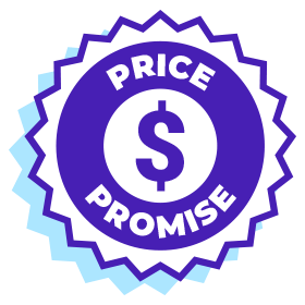 Our Price Promise